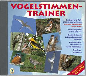 Vogelstimmen-Trainer. CD-ROM