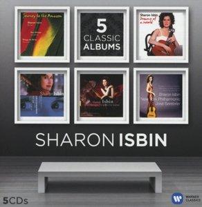 Sharon Isbin-5 Classic Albums