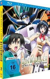 Daimidaler - Mediabook Vol. 2 (Blu-ray)