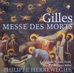 Gilles: Messe des Morts - zum Schließen ins Bild klicken