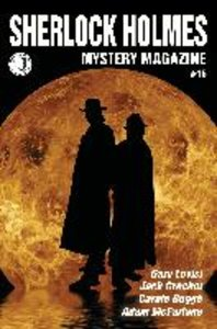 Sherlock Holmes Mystery Magazine #15