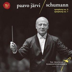 """Sinfonie 1 """"Frühling"""" & 3 """"Rheinische"""""""