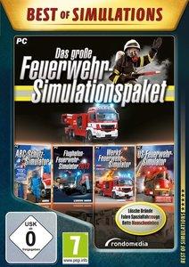Best of Simulations: Das große Feuerwehr-Simulationspaket