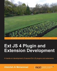 Ext Js 4 Plugin and Extension Development