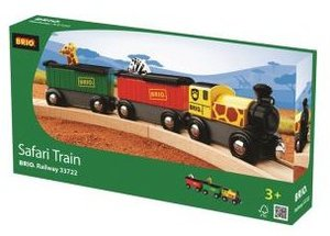 Brio 33722 - Safari-Zug