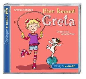 Hier kommt Greta (CD)