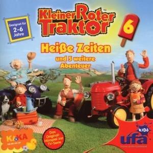 Kleiner Roter Traktor 6,Audio:Heiße Zeiten und 5