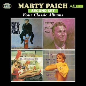 Marty Paich-Four Classic Albums 2