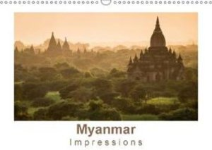 Myanmar Impressions (Calendrier mural 2015 DIN A3 horizontal)