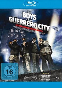 The Boys from Guerrero City-Blu-ray Disc