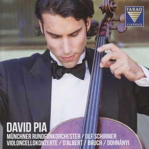 Violoncellokonzerte von d'Albert, Bruch und Dohnányi