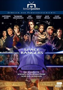 Space Rangers - Fort Hope