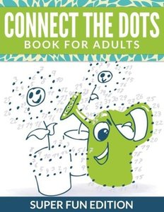 Connect The Dots Book For Adults