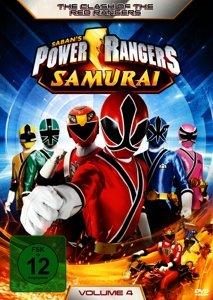 Power Rangers Samurai-The Clash (Vol.4)