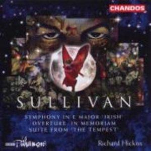 "Symphony ""Irish""/Overture/+"
