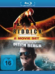Pitch Black - Planet der Finsternis & Riddick - Chroniken eines