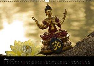 SPIRIT OF ZEN Happiness (Wall Calendar 2015 DIN A3 Landscape)