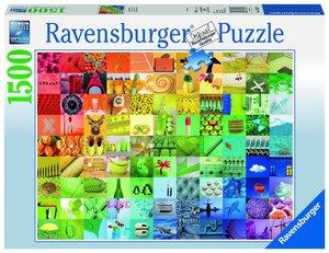 AT: 99 Colors Farbenverlauf 1500 Teile
