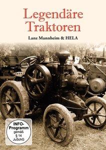 Legendäre Traktoren: Lanz Mannheim & Hela