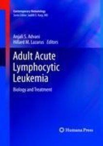 Adult Acute Lymphocytic Leukemia