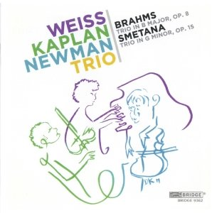Weiss-Kaplan-Newman Trio Plays Brahms and Smetana