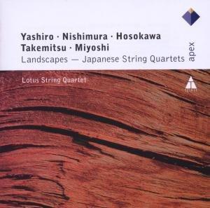 Landscapes-Japanese String Quartets