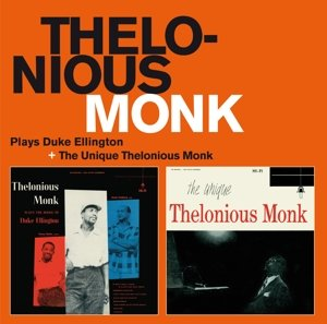 Plays Duke Ellington+The Unique Thelonious Monk
