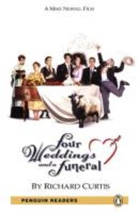 Penguin Readers Level 5 Four Weddings and a Funeral