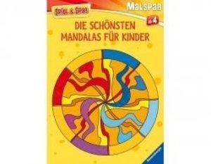 Ravensburger 029129 - Mandalas für Kinder