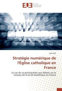 Stratégie numérique de l'Église catholique en France