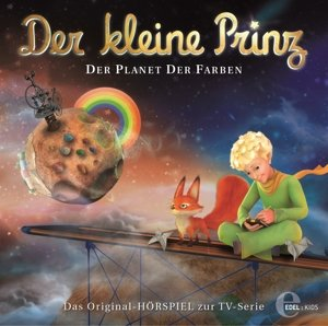 Der kleine Prinz 18. Der Planet der Farben