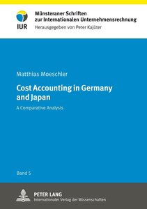 Cost Accounting in Germany and Japan