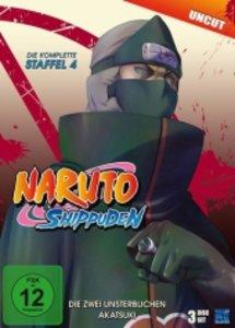 Naruto Shippuden - Staffel 04