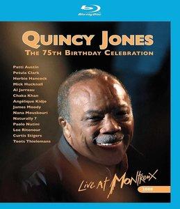 Quincy Jones: 75th Birthday Celebration