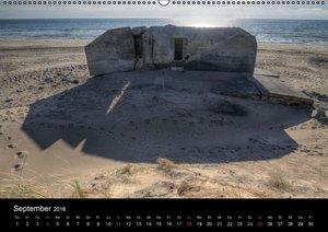 Bunker Houvig (Wandkalender 2016 DIN A2 quer)