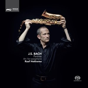 Partitas for Saxophone