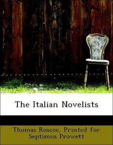 The Italian Novelists