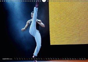Rock ballet (Calendrier mural 2015 DIN A3 horizontal)