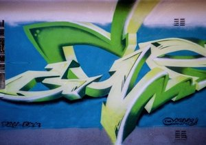 Graffiiti - Kunst aus der Dose I (Posterbuch DIN A3 quer)