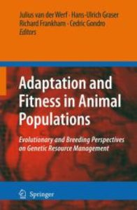 Adaptation and Fitness in Animal Populations