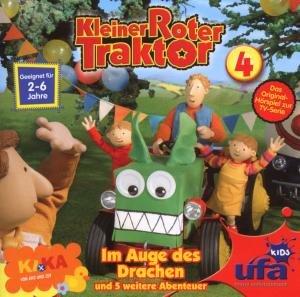 Kleiner Roter Traktor 4,Audio: Im Auge des Drache