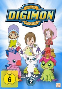 Digimon Adventure - Staffel 1, Volume 2: Episode 19-36