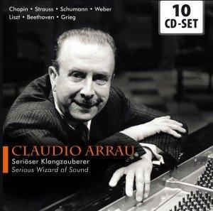 Claudio Arrau: Seriöser Klangzauberer