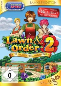 Lawn & Order 2: Die Gartenverschwörung - Sammleredition