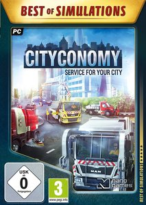 BEST OF SIMULATIONS: Cityconomy - Service for your City