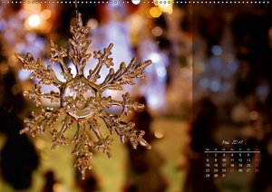 Kleine Weihnachtsgeschichten (Wandkalender 2017 DIN A2 quer)