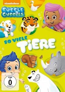 Bubble Guppies: So viele Tiere