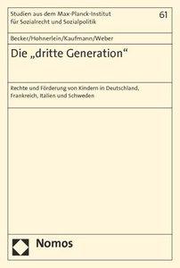 """Die """"dritte Generation"""""""