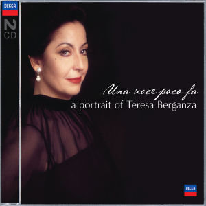 A Portait Of Teresa Berganza