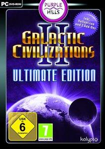 Galactic Civilizations II - Ultimate Edition (Purple Hills Black